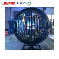 customized ball led screen With best price from China factory