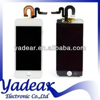 2014 newest OEM for iPod Touch 5 /5th Generation LCD Touch Screen Digitizer&Home Button mobile phone parts replacement