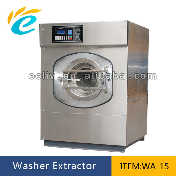 factory wholesale price washing extractor machine