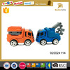 Kids friction metal vehicle rescue truck toy