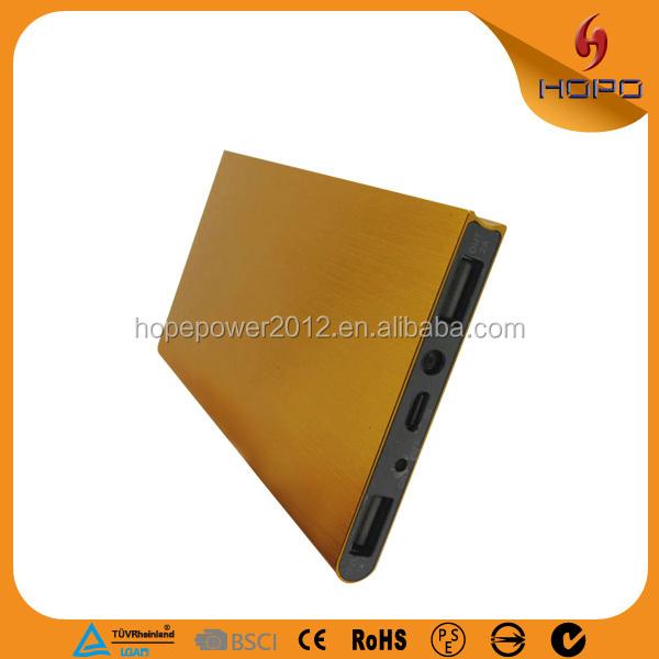 usb charger board power bank 20000mah portable dual usb car charger