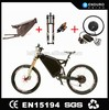 48v 500w outdoor off road electric bike / bicycle