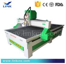 Multifunctional second hand cnc router / cnc router with servo motor