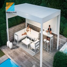 Shield your family and patio furniture from the sun's UV rays pergola