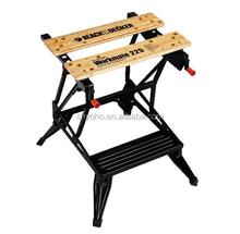 Best Selling Foldable Wood Work Bench,plastic work bench