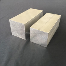 aluminum alloy extruded square bar 6061
