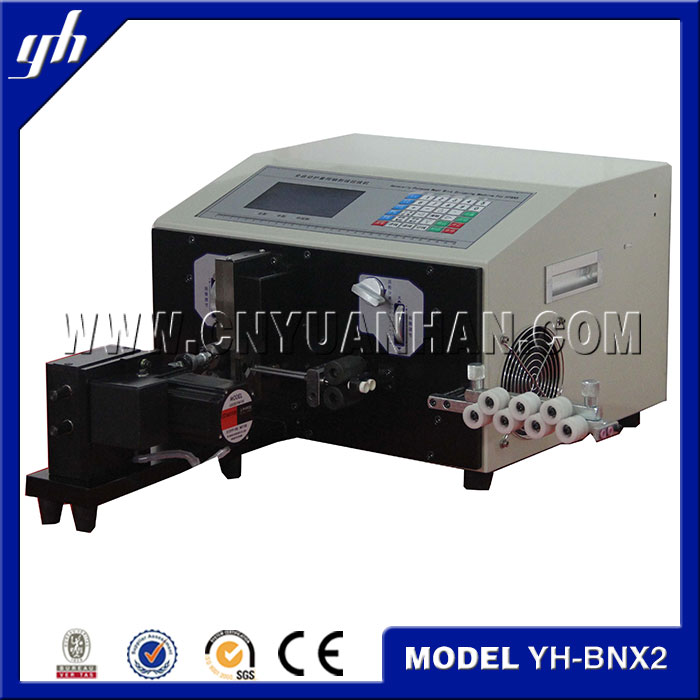 drop wire cable Stripping machine