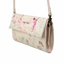 Cute Cartoon high quality messenger bag brand durable girls crossbody bag