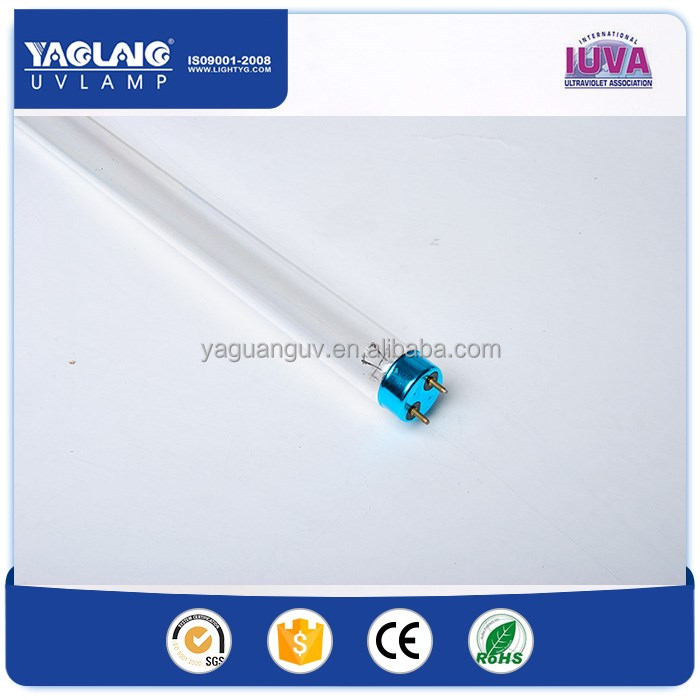 2016 UV Germicidal LampT8 G55T8L/HO replacement H-shape Room Air, Air Duct, Air Disinfection water sterilization 254nm uv lamp