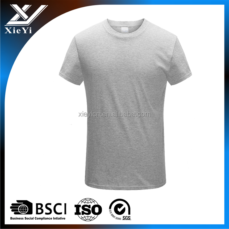 new custom t-shirt printing/blank t shirt,summer short sleeve custom plain o neck t shirt