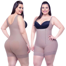 Wholesale plus size open bust wide straps women's body <strong>shaper</strong> with side zipper