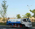 4x2 kazakhstan water tank delivery sprinkling truck foe sale