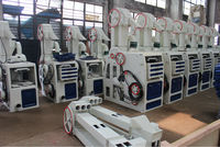 ACME 15 ton per day automatic combined set raw rice mill plant