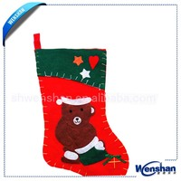 2013 hotsale promotional christmas stocking