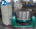 Titanium material centrifuge used for biological wastewater treatment