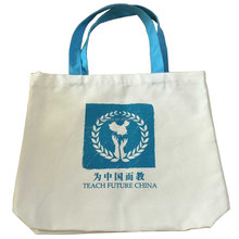organic cotton tote bags wholesale with pocket