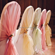 More Colors High Quality Organza Chair Sash
