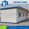 portable cabins made by sandwich panel