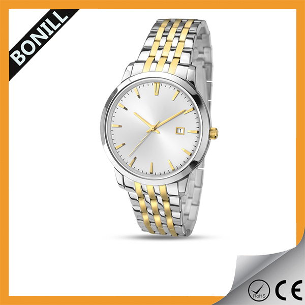 promotional high quality 5atm quartz watches bezel japan movt