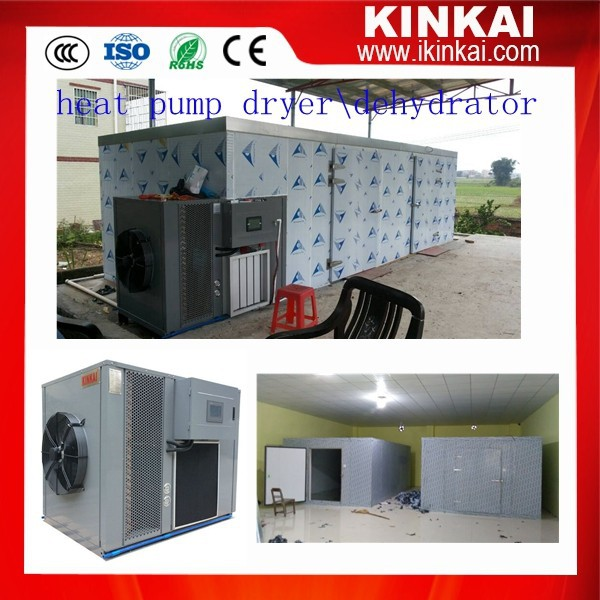 Multi-function heat pump dryers for fruit/vegetable/meat etc