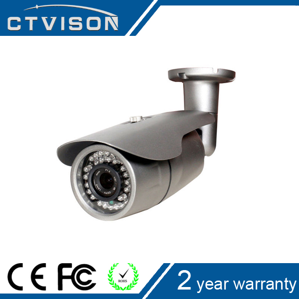 Metal Waterproof Outdoor Bullet 720P 960P 1080P Security CCTV 4PCS ARRAY LED Board Onvif best wireless ip camera manufacturer