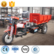 Mini Dump Diesel Engine Truck Mining Tricycle For Cargo