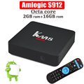 New private Android 6.0 Octa Core Google TV 2G/16G Box full hd 1080p kodi tv box