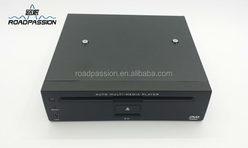 Roadpassion CD Player DVD Player Disc Changer 3/4 Din