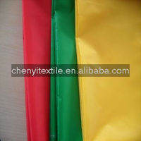 Factory price christmas fabric taffeta