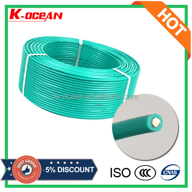 High Quality H07V-U H07V-K Single Core 2.5 sq mm PVC Insulated Electric Wire and Cable