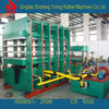 hot press rubber molding machine