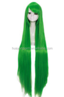 Factory Price Top Quality Long Color Series Virgin Remy Brazilian Human hair Full Lace Wig For Cosplay