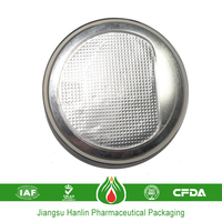 aluminum lidding foil for can sealing