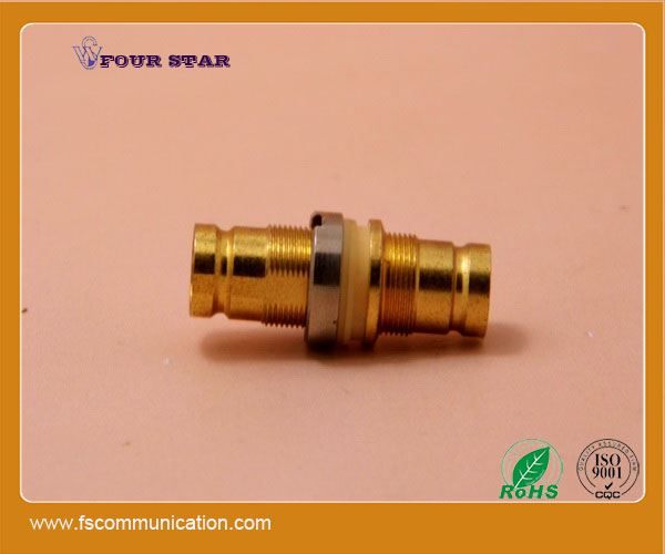 l9 female to female connector 1.6/5.6 jack bulkead adapter