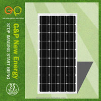 high efficiency best price solar panel for iron soap