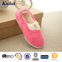 white color small vamp women soft sole shoes