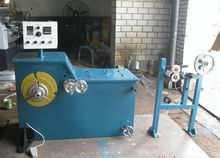 automatic wire spooling machine/wire coiling machine/copper wire coil winding machine