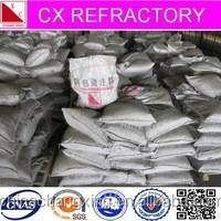 High temperature alumina fire clay refractory