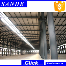 Light Type and BS,ASTM,JIS,GB,DIN,AISI Standard steel structure warehouse