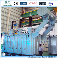 110kv sealed oil type Power Transformer transformer welding machine