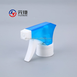 different colored trigger sprayer for cleaning usage