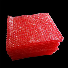 Wholesale Custom Printed Red Anti Static Esd Shielding Bubble Bags