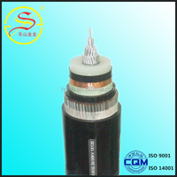 high quality factory price 0.6/1kv Al conductor XLPE insulated single core cable 1.5~1000mm2