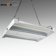 5 years warranty IP65 use in factory warehouse 100W 150W 200W led linear high bay light