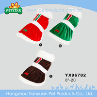 Fashionable High Quality Factory Price Wholesale Dog Christmas Clothes
