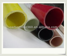 high quality fiberglass tube/ Grp products factory