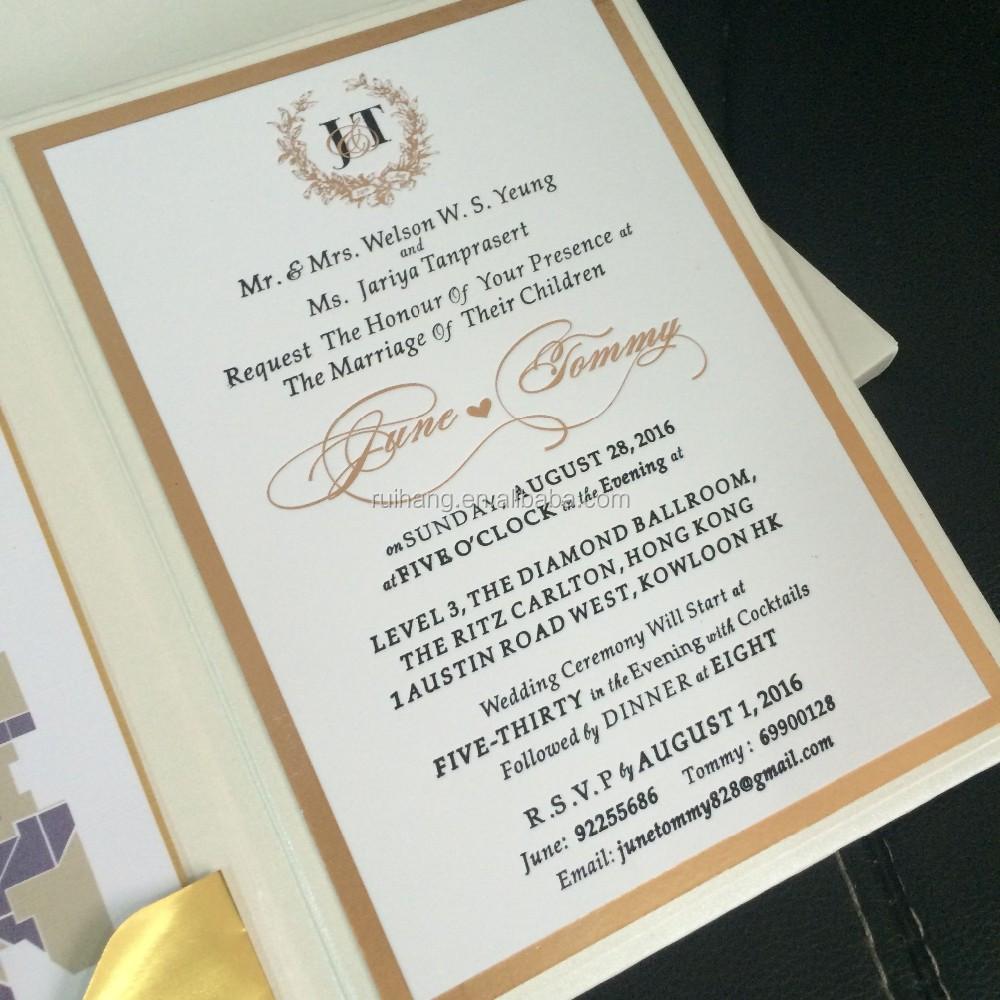 Beautiful Economic Wedding Invitations Motif - Invitations Design ...