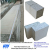 Heat insulation foam panel house exterior door sandwich panel house