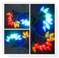 led christmas light bulb covers