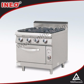 Stainless Steel Commercial cast iron box stove